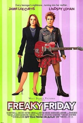 Чумовая пятница (2003) / Freaky Friday