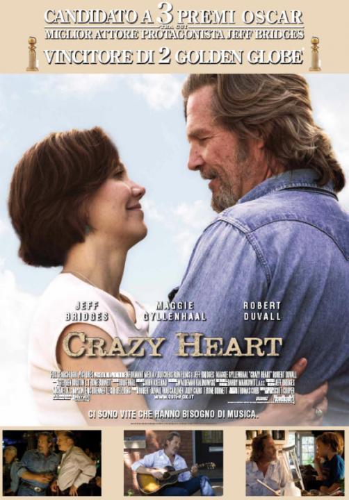 Сумасшедшее сердце (2009) / Crazy Heart