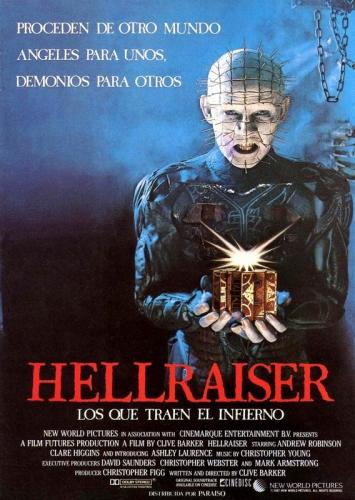 Восставший из ада (1987) / Hellraiser