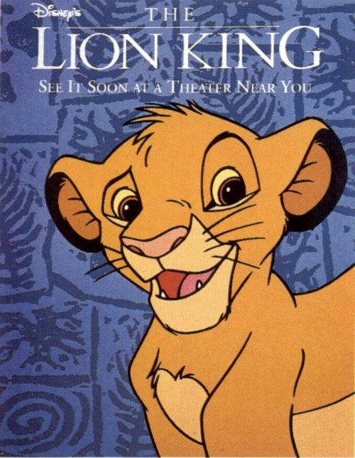 Король Лев (1994) / The Lion King