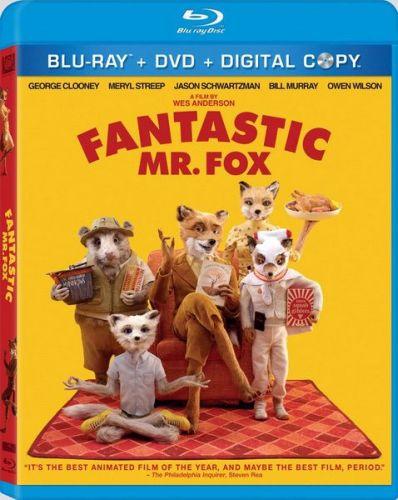 Бесподобный мистер Фокс (2009) / Fantastic Mr. Fox