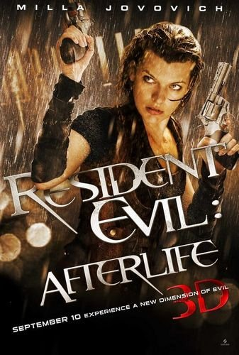 Обитель зла 4: Жизнь после смерти 3D (2010) / Resident Evil: Afterlife