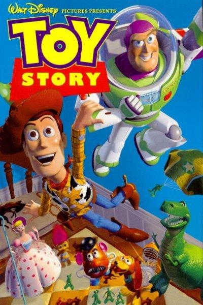 История игрушек (1995) / Toy Story
