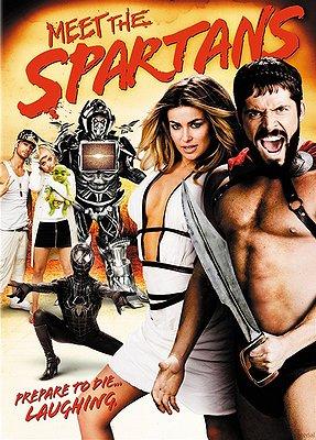 Знакомство со спартанцами (2008) / Meet the Spartans